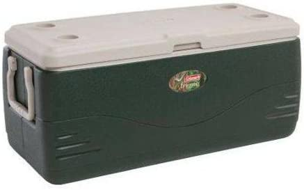 Coleman Xtreme 150 qt Cooler, Green Holds 223 Cans (150 qt, Green)