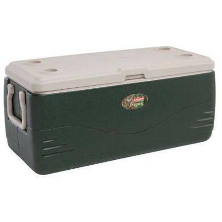 Coleman Xtreme 150 qt Cooler, Verde Capacidad 223 latas: Amazon.es ...