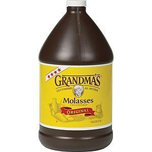 Grandmas Molasses Unsulphured Original 1 Gallon