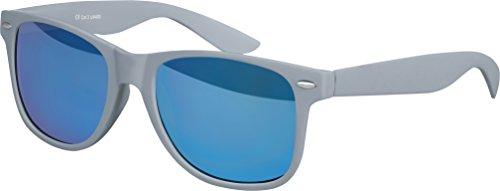 Balinco - Lunette de soleil - Femme Bleu Bleu Bleu - Grau - Blau verspiegelt
