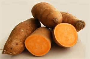 SWEET POTATOES FRESH PRODUCE FRUIT VEGETABLES PER POUND