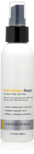 MenScience Androceuticals Post-Shave Repair, 4 fl. oz.