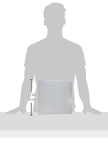 School Smart View - Archivador (7,62 cm), color blanco: Amazon.es: Oficina y papelería