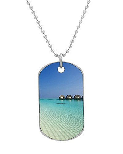 Texture Tag Stripes Lines Necklace Dog Keychain Surface Vertical Dog Tag Color20 ID vpHpxE