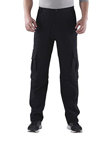 Free Nonwe Men's Outdoor Waterproof Quick Dry Convertible Cargo Pants
