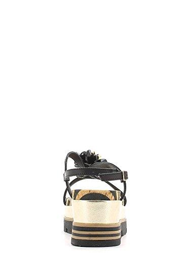 CAFèNOIR - Sandalias de vestir para mujer negro