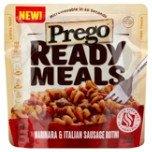 Prego Ready Meals, Marinara & Italian Sausage Rotini 9 OZ (Pack of 11) + (6 Pack of M&M Milk Chocolate 1.69oz)