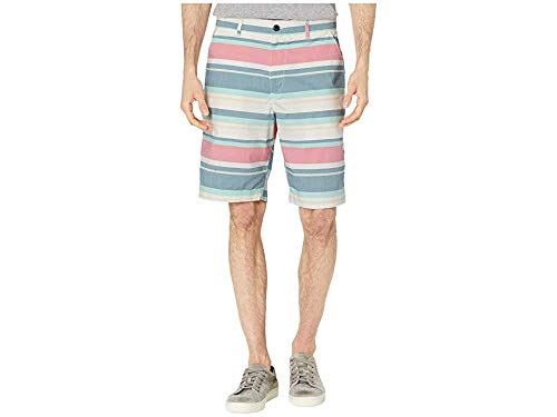 Dockers Men's Straight Fit Dura Flex Lite Shorts Coe Mallard Blue 42 9.5