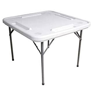 Bene Casa Blow Mold Domino Game Table