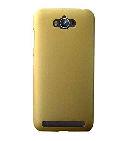 sports shoes b91eb 76905 COVERNEW Back Cover Asus Zenfone Max Z010D - Golden: Amazon.in ...