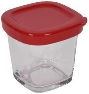 Tefal Moulinex - Tarro de cristal para cocina o yogurtera Multi ...