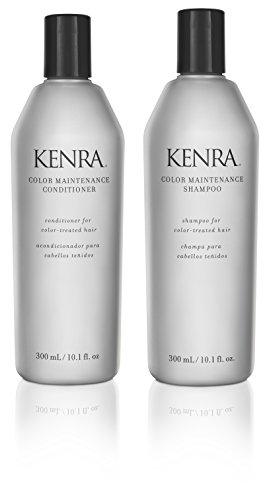 Kenra Professional Color Maintenance Shampoo and Conditioner Set, 10.1 Ounce (6-Pack)