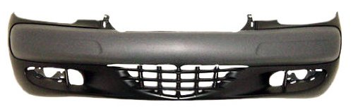 OE Replacement Chrysler PT Cruiser Front Bumper Cover (Partslink Number CH1000293)