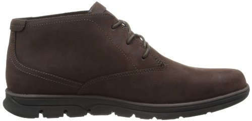 Timberland Bradstreet Plain Toe, Bottes Chukka Homme Marron (Medium Brown Nubuck P01)