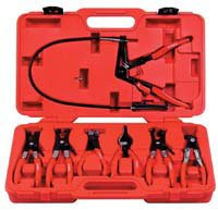 Hose Clamp Plier Set 7Pc by Astro Pneumatic Tool