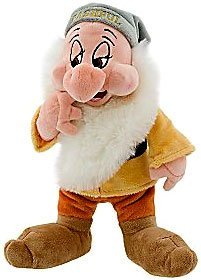 - Disney Seven Dwarfs Bashful Plush Toy - 11