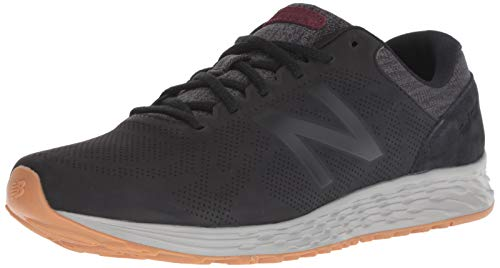 New Balance Men's Arishi V1 Fresh Foam Running Shoe, Black/M