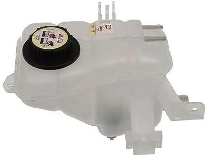 Coolant Resevoir without Low Fluid Level Sensor