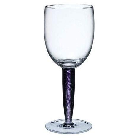 Denby Amethyst Red Wine Glass, Set of 2 ()