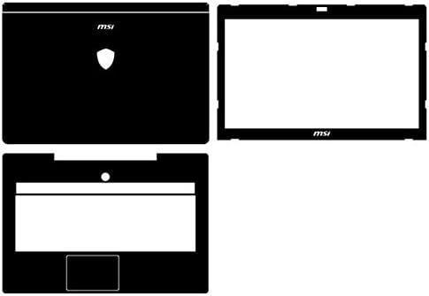 Laptop Carbon fiber Skin Sticker Guard Protector For MSI GT72