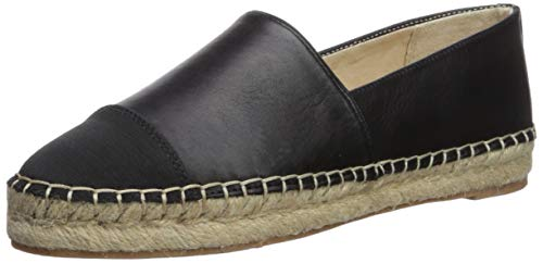 (Sam Edelman Women's Krissy Moccasin Black Leather 10 M)