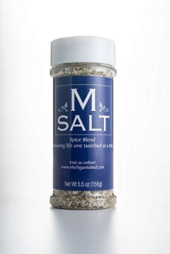 M SALT – 5.5 oz shaker