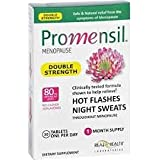 Promensil Natural Relief For Menopausal Symptoms Tablets - 30 Ea(Pack of 2)