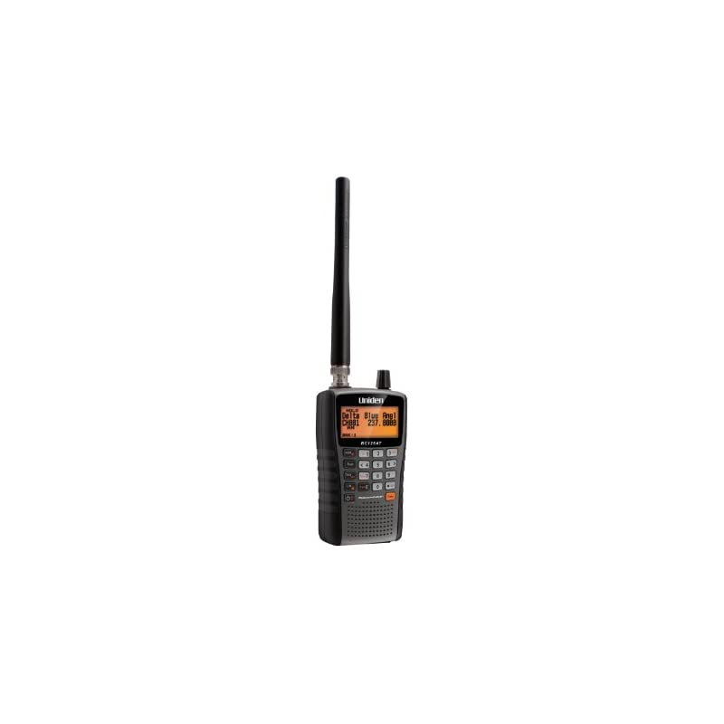 Uniden Bearcat BC125AT Handheld Scanner,