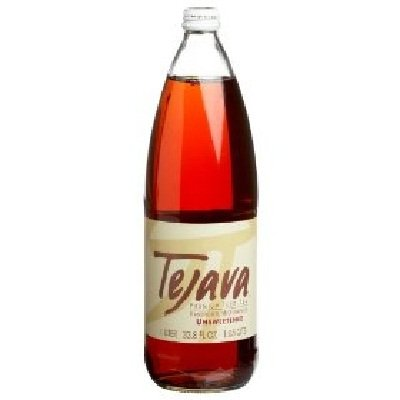 Tejava Black Tea, 1 Liter -- 12 per case.