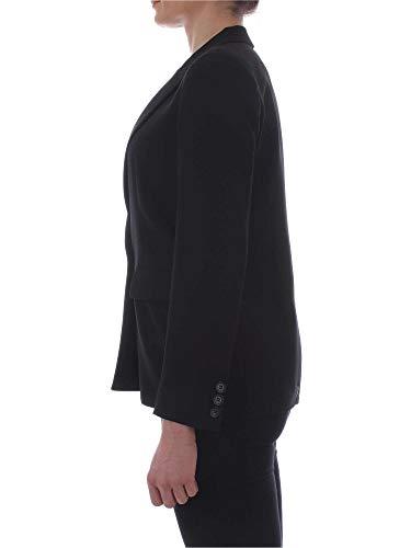 Poliéster Iblues Mujer Negro Blazer 70411791black 1qtq6r