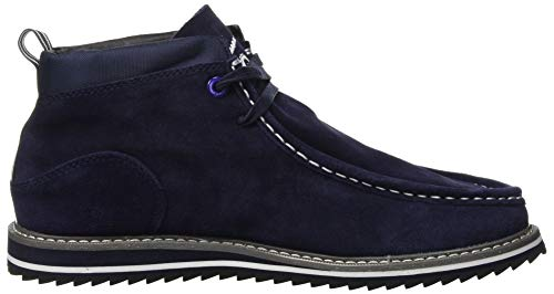 Sneakers Blu High Adulto Carnaby Top 69 blu Vespa CAFtxqnn
