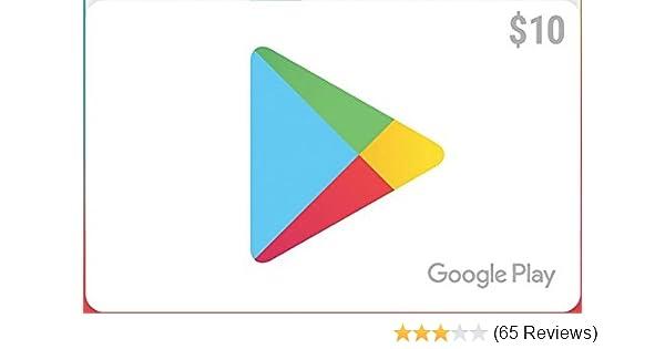 BLACKHAWK Google Gift Card, 1 EA