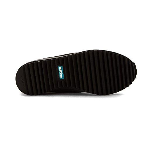 Jiffy Black noir noir Black Native bateau pour homme Jiffy Chaussures xfqWw81FO