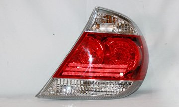 TYC 11-6065-00-9 Toyota Camry CAPA Certified Replacement Right Tail Lamp