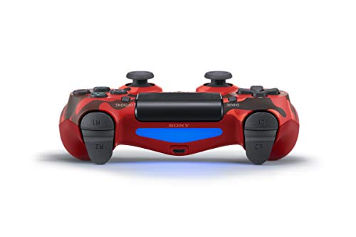 DualShock 4 Wireless Controller for PlayStation 4 - Red Camo 4
