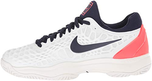 Uomo Air blackened white Blue Scarpe Zoom Nike Cage Crimson Multicolore 001 bright Basse Hc Ginnastica 3 Da T7zwqPWdH