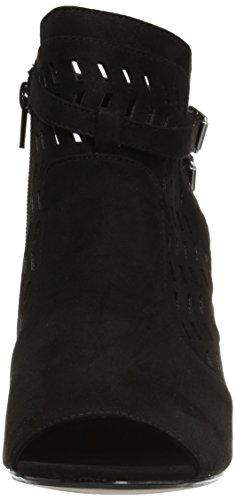 Madden Girl Women's Addyy Heeled Sandal Black Fabric vFOWb05UB