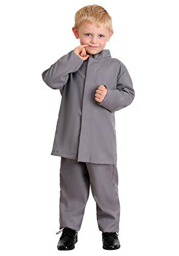 Little Boys' Grey Suit Costume -