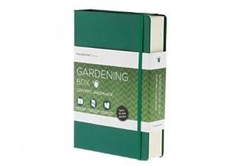 Garten Box moleskine geschenkboxen garten box inkl garten journal