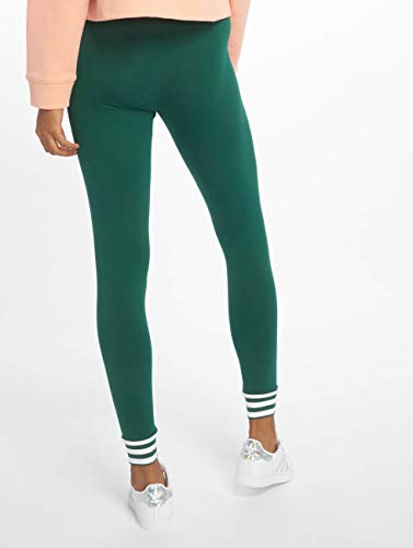 Adidas Green Leggings Collegiate Donna Originals R4IrUXR