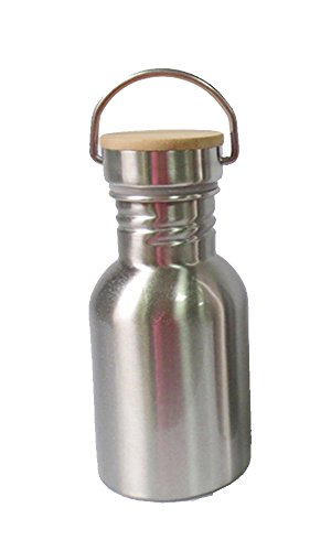 Yongzp Watter Bottle,wide Mouth,steel by YongZp
