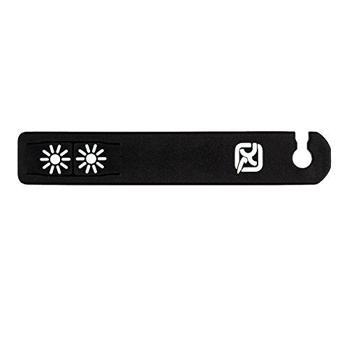 Klecker Knives STW-212 Basic-Handheld-Flashlights, Black