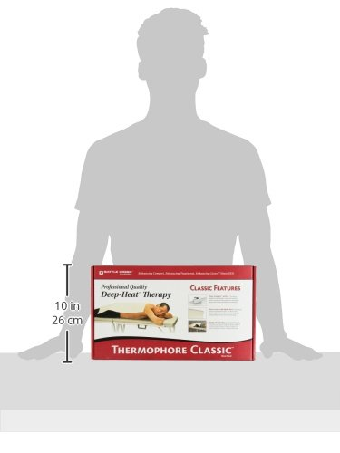 Thermophore Classic Heat Pack (Model 055) 14'' X 27'' Tan