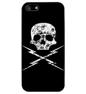 Death Proof SKULL - Funda Carcasa para Apple iPhone 5 / iPhone 5S