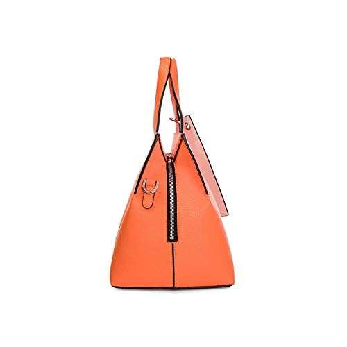 Tote Peel Calvin Neat Klein Naranja fUyvc74Aq