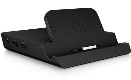 HP ElitePad Dock - Base (Docking, HP, ElitePad, Black) (Tablet Plug Hp)
