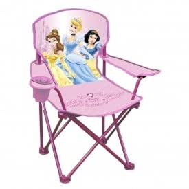 Amazon Com Disney Princess Kids Folding Camp Chair