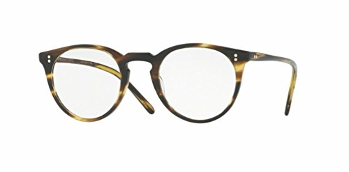 Oliver Peoples - O'Malley - 5183 45 - Eyeglasses (COCOBOLO, - Oliver O People Malley