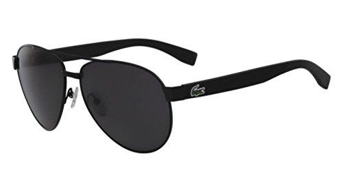 Sunglasses LACOSTE L 185 S 001 BLACK - Lacoste Men's Sunglasses