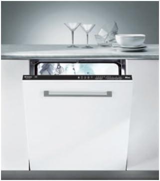 Candy CELDI 1DN3 Totalmente integrado 13cubiertos A+ lavavajilla - Lavavajillas (Totalmente integrado, Tamaño completo (60 cm), Negro, Tocar, LED, 1,6 m)